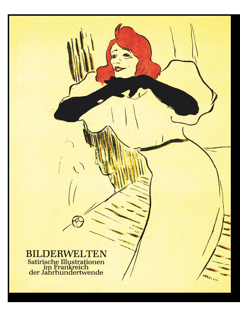 Museum für Kunst- und Kulturgeschichte Dortmund - Bilderwelten: Satirische Illustrationen im Frankreich der Jahrhundertwende