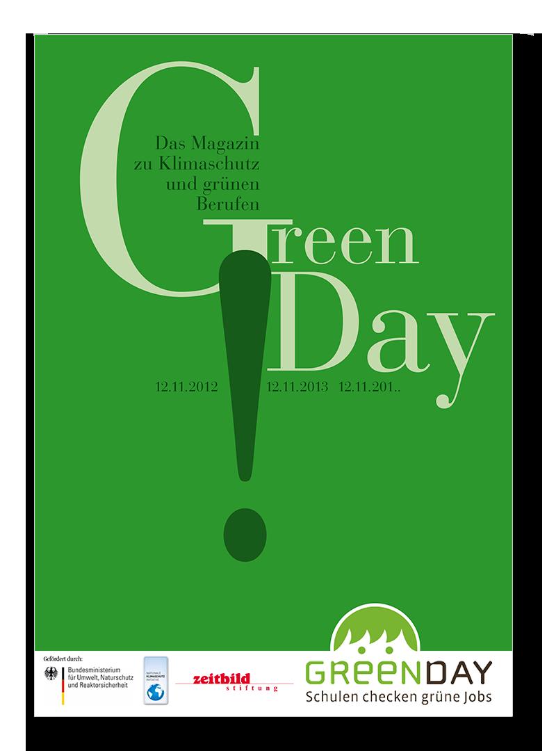 Greenday Magazin / Klimaschutz / Zeitbild Stiftung