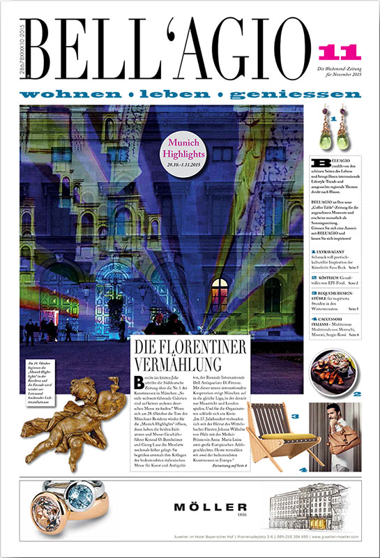 Zeitung / BELL'AGIO