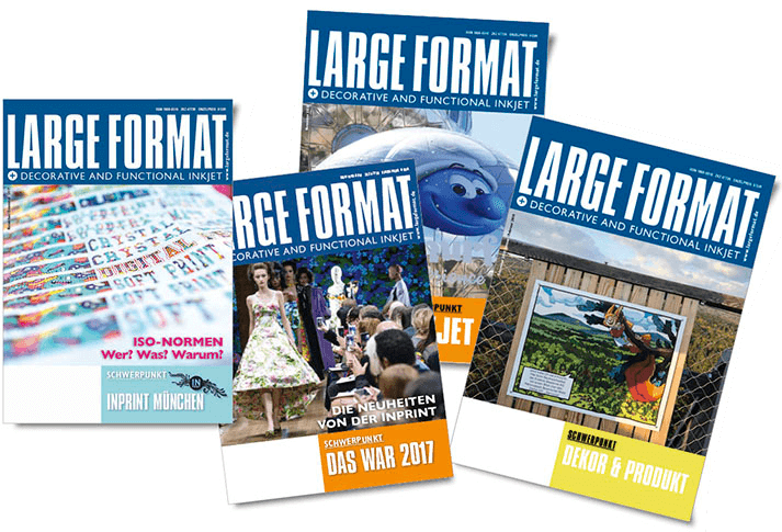 Artdirection / Large Format Magazin / will Magazine Verlag GmbH