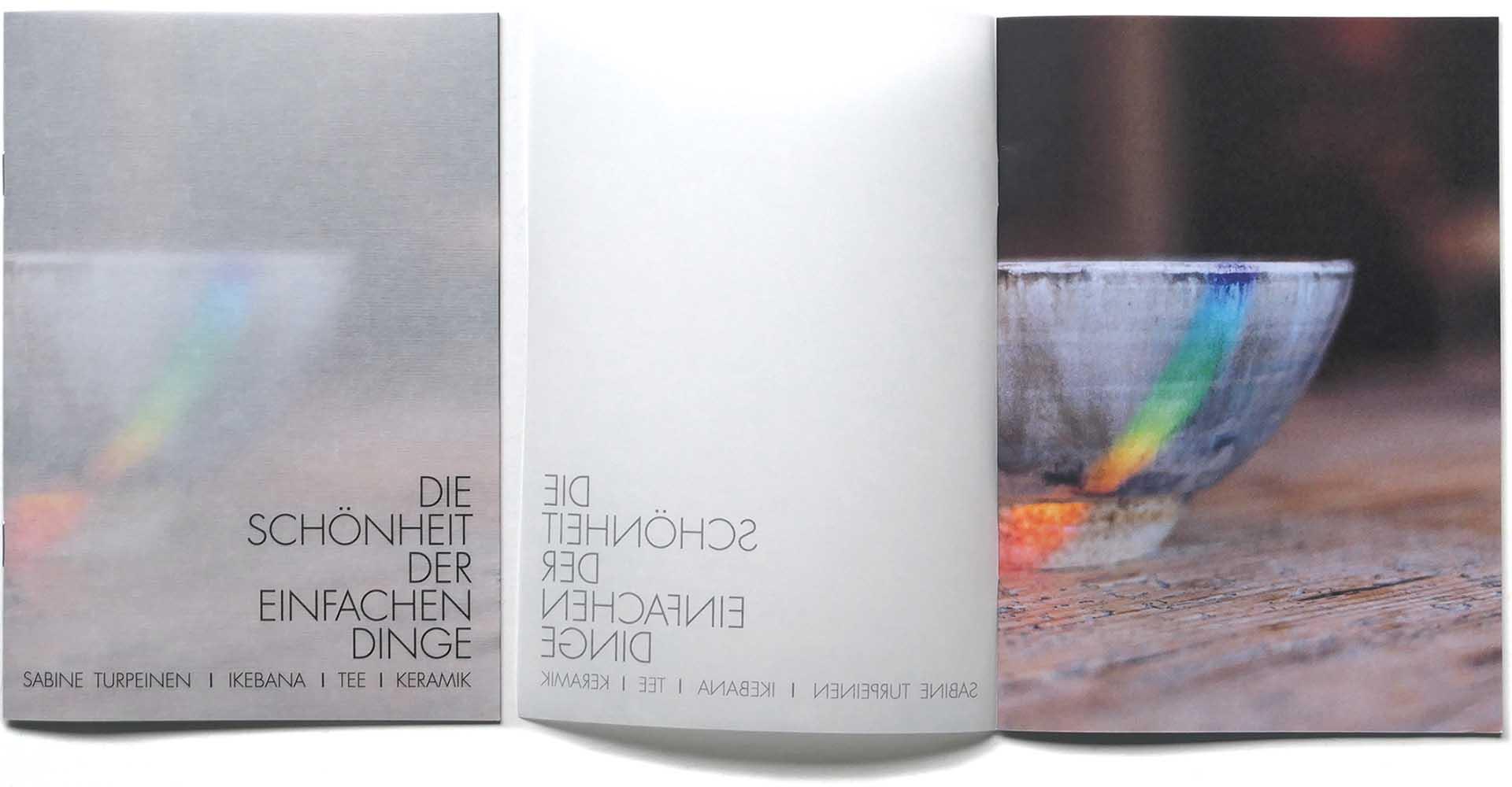 Gestaltung / Ausstellungs-Heft, Diözesan Museum Freising