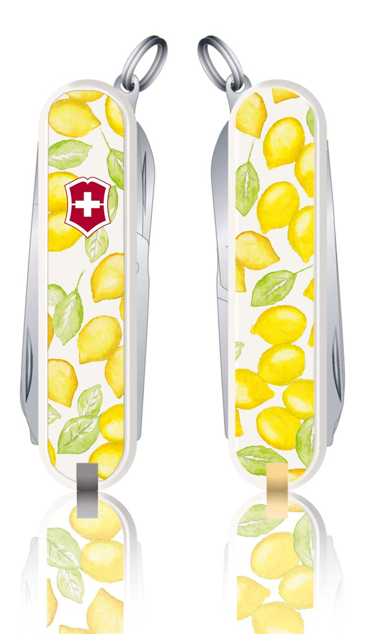 Dessin-Trys for VICTORINOX, 2020